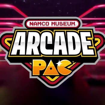 Bandai Namco Announces Namco Museum Arcade Pac for Switch