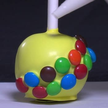 Nerd Food: Watch Disneyland Candy Makers Create Up-Inspired Treats