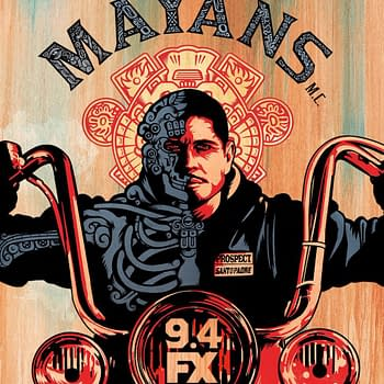 Mayans M.C. Takes Motorcycle Mayhem to the California/Mexico Border [SDCC]