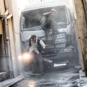 New Image from Mission: Impossible &#8211 Fallout Teases a Close Call