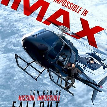 Mission: Impossible &#8211 Fallout Gets a New IMAX Poster