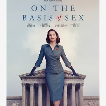 First Trailer and Poster for Ruth Bader Ginsburg Biopic On the Basis of Sex