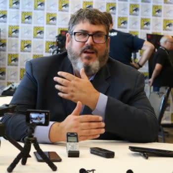 Paul Dini on His Favorite Version of Harley Quinn and More from SDCC 2018