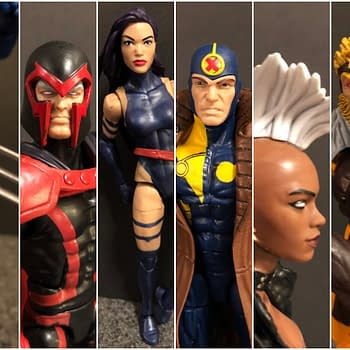 Lets Take a Look at the New X-Men Marvel Legends Wave