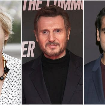 Men in Black Reboot Gains Emma Thompson Liam Neeson and Kumail Nanjiani