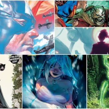 Top and Bottom 5 Comics, Week of July 4th, 2018: From Hulk to Inhumans