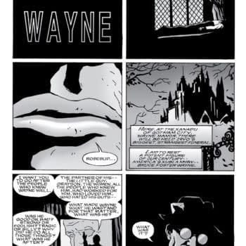 DC Comics Reprints Brian Michael Bendis's First Batman Story from 2000 in Pearl #1