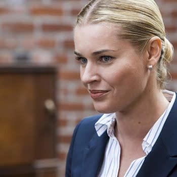 Rebecca Romijn Grew up a Trekkie, Excited to be on 'Star Trek: Discovery'