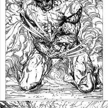 Steve McNivens BWS-ish Pencils for Return of Wolverine #1