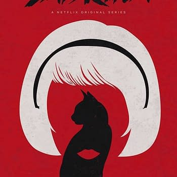 Netflix Conjures First Official Chilling Adventures of Sabrina Poster