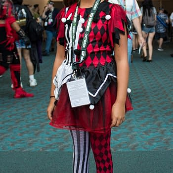 Showing Fandom Love Through T-Shirts, Tattoos, and Family Cosplay at SDCC [Photos]