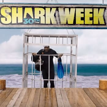 Shark Week Celebrates 30th Anniversary 2018s Schedule of Jawsome