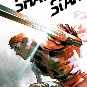 Tim Seeley and Carlos Villa Launch a Shatterstar Mini-Series at Marvel