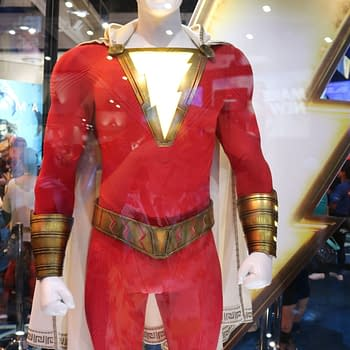 DC Brings the Thunder to SDCC with Shazam! Costumes [Up-Close Look]