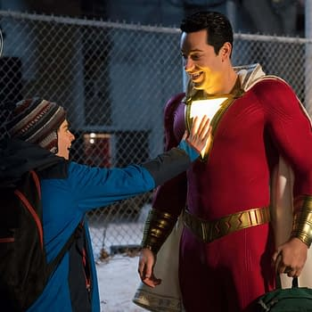 Billy Batson is Every Kid Zachary Levi Says About Shazam