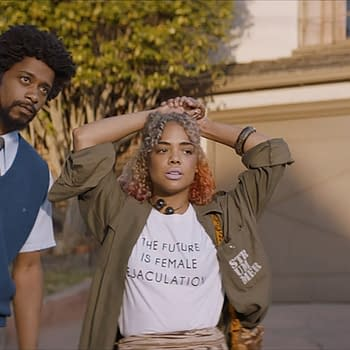 Boots Rileys Sorry to Bother You is Bizarre and Brilliant
