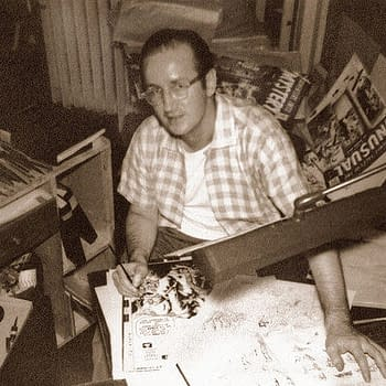 Comics People React to the Death of Steve Ditko