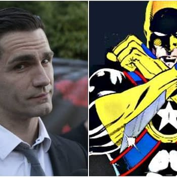 Smallvilles Sam Witwer Joins Supergirl Season 4 as Agent Liberty