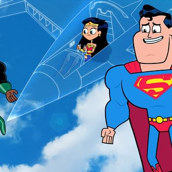 Nicolas Cage Finally Got to Play Superman in Teen Titans Go to the Movies