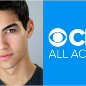 'Power Rangers Dino Charge' Davi Santos Joins Thriller Series 'Tell Me a Story'