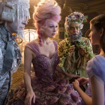 Joe Johnston to Receive Directing Credit on The Nutcracker and the Four Realms