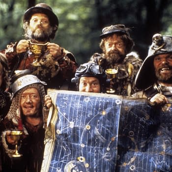 Apple Closing Deal for TV Rights to Time Bandits Plans for Series