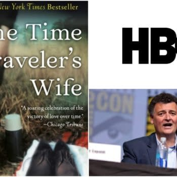 Doctor Who's Steven Moffat Lands 'The Time Traveler's Wife' Series Adaptation at HBO