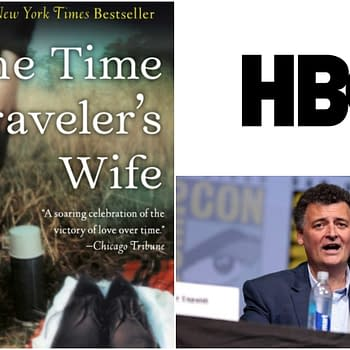 Doctor Whos Steven Moffat Lands The Time Travelers Wife Series Adaptation at HBO