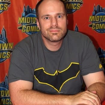 Batman's Tom King Bringing Dystopian Drama 'States of America' to Television