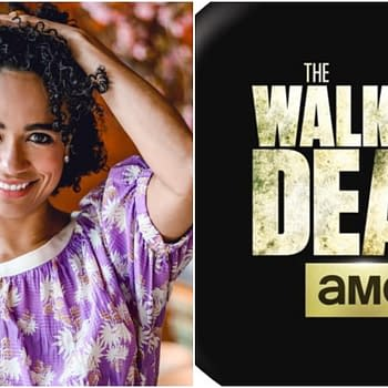 The Walking Dead Season 9 Adds Tony Nominee Lauren Ridloff as Connie