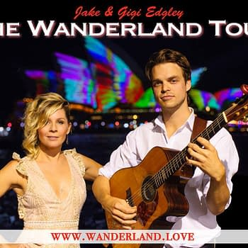 The Wanderland Tour with Farscapes Gigi Edgley and Brother Jake Edgley
