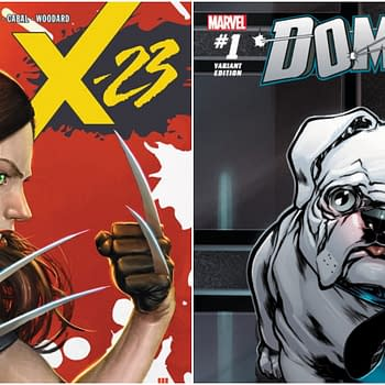 X-23 #1 Goes to Second Printing Domino #1 Goes to Fourth