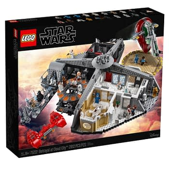 LEGO Goes to Cloud City for New Star Wars Set