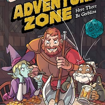 New York Times #1 Bestselling Authors and Artist SDCC Interview: The Adventure Zone: Here There Be Gerblins