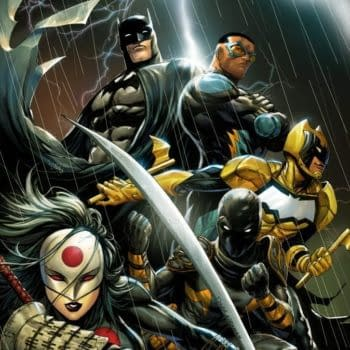 Bryan Hill and Dexter Soy Launch Batman and the Outsiders, Spinning Out of Detective Comics