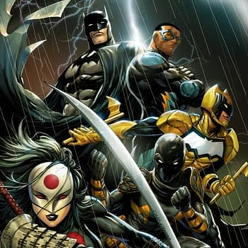 Bryan Hill and Dexter Soy Launch Batman and the Outsiders Spinning Out of Detective Comics