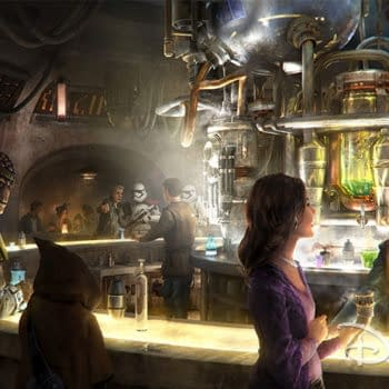 Check Out Oga's Cantina from Star Wars Galaxy's Edge