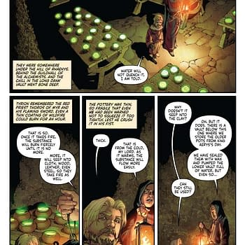 Landry Walkers Writers Commentary on A Clash of Kings #12 from Dynamite