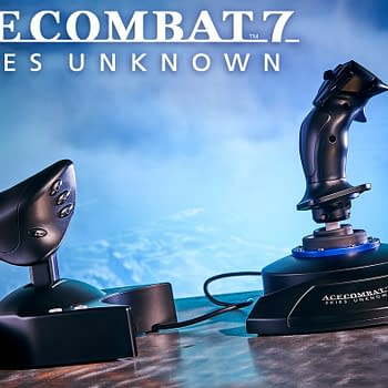 Thrustmaster Partners With Bandai Namco For Ace Combat 7 Joystick