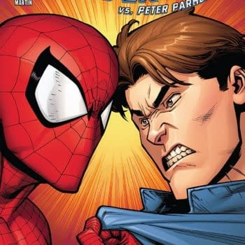 Amazing Spider-Man #3 cover by Ryan Ottley and Laura Martin