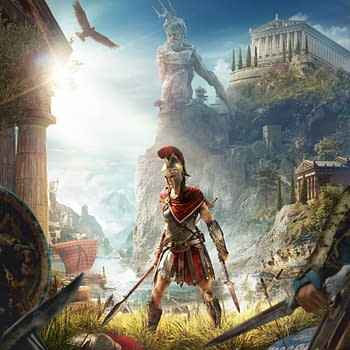 Assassins Creed Odyssey is Getting a New Game Plus Mode