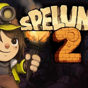 Spelunky 2 Finally Gets a Gameplay Reveal