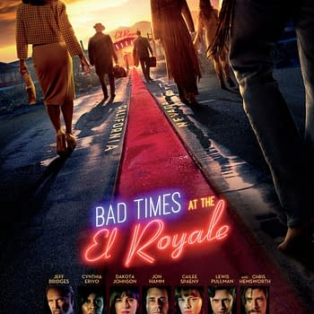 New Bad Times at the El Royale: Poster 2 Pictures and Trailer