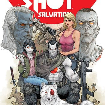 All of Valiants Previews for August 8 (Which Consist Only of Bloodshot Salvation #12 &#8211 Final Issue)