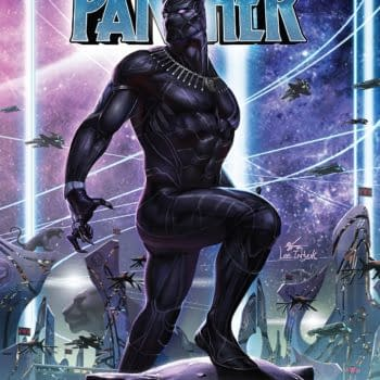 Black Panther #3 cover by Daniel Acuna