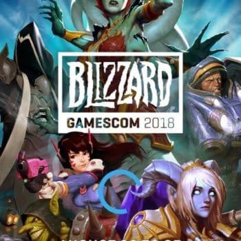Blizzard's Schedule for Gamescom 2018 Has Been Revealed