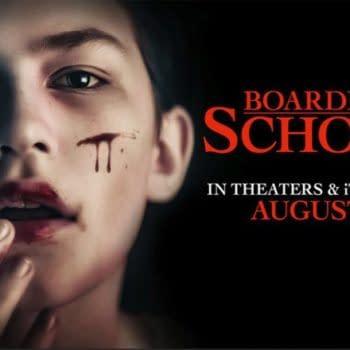 Exclusive Clip from Boaz Yakin's New Thriller 'Boarding School'