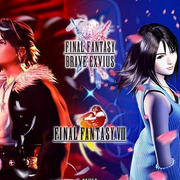 Final Fantasy Brave Exvius is Getting a Final Fantasy VIII Crossover