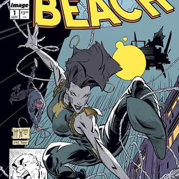 Jason Howard Pays Tribute to Todd McFarlane with Cemetery Beach #1 Impact Variant