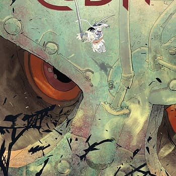 Coda #3 Review: The Giant with a Fortress on its Back